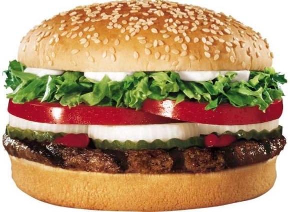 Burgers Meals